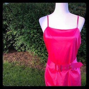 Zara Belted Slipdress NWT
